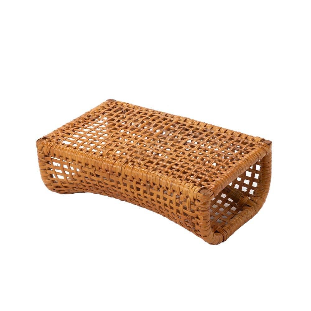 ごろ寝枕にもなる籐あぐら座椅子, , product
