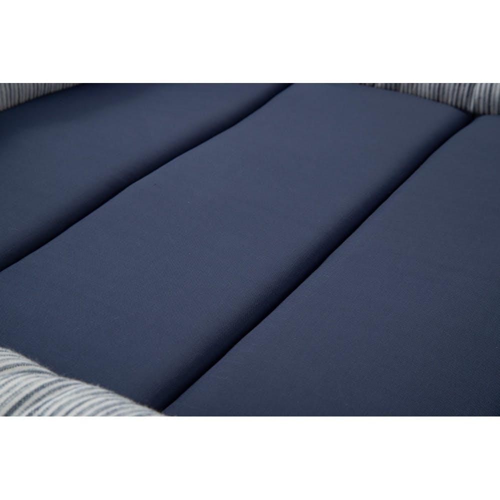 【数量限定】もっとひんやりクッションマット ブルー Mサイズ, , product