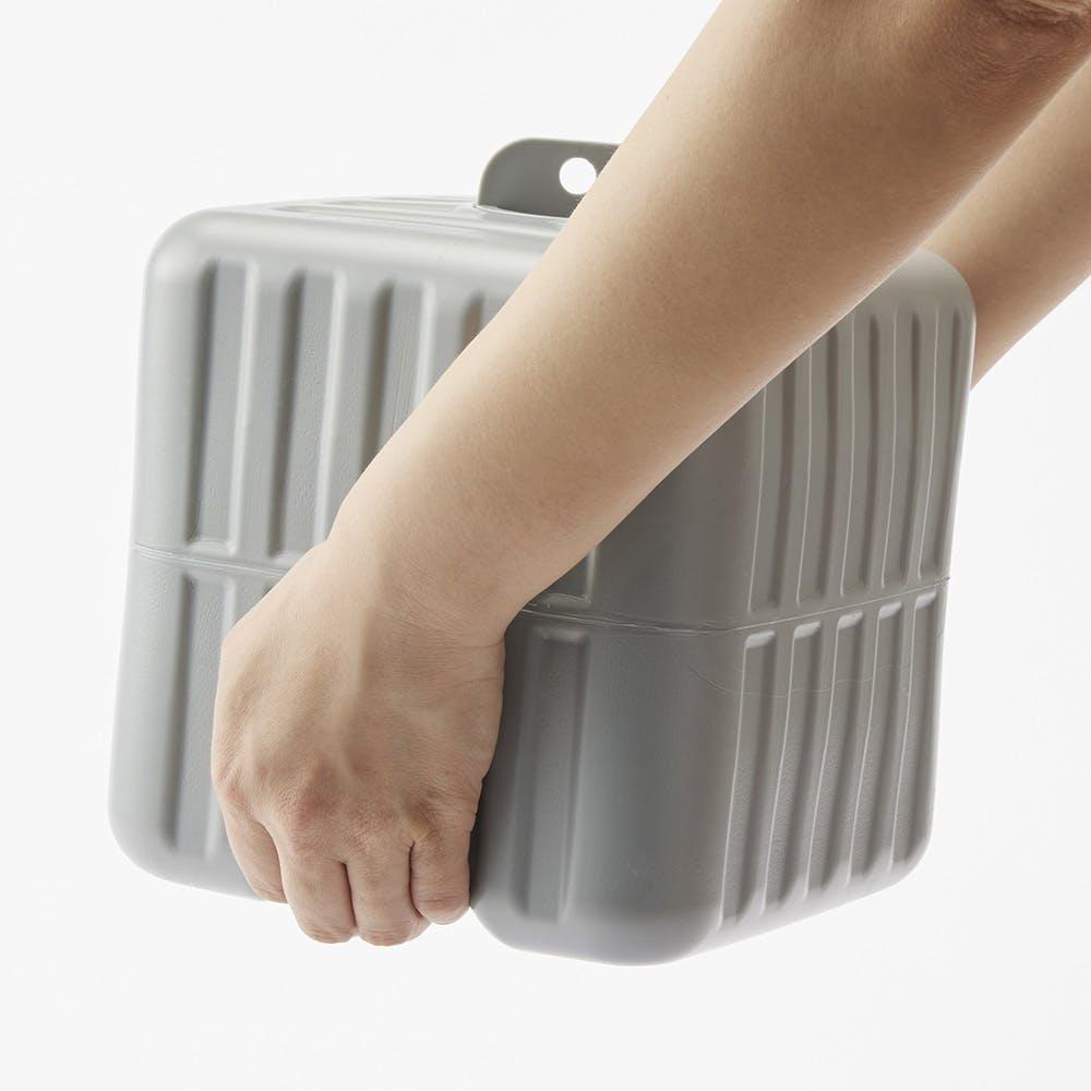 【2021春夏】サンセイルウェイトケース 5kg グレー, , product