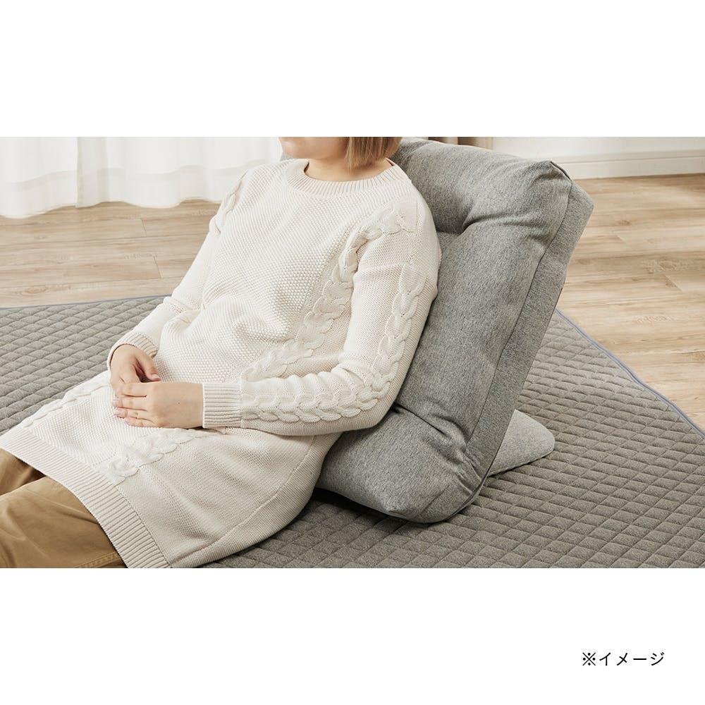 座布団にもなる背もたれイス F-Lepoco グレー, , product