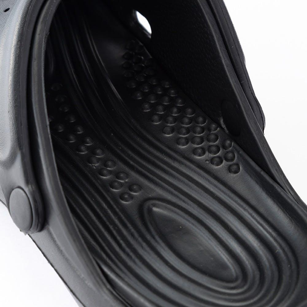【2021春夏】ダブルソールサンダル BK/BK 28cm, , product
