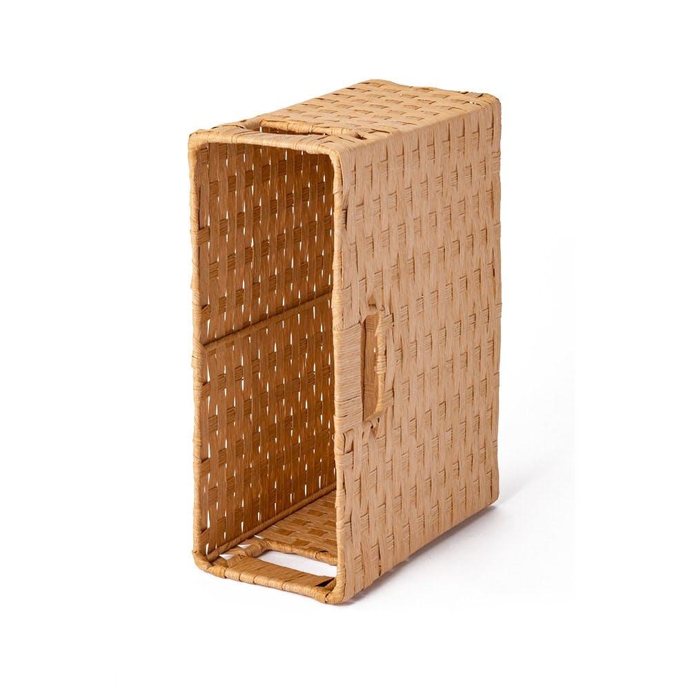 持ち運べるスリムインナーボックス ナチュラル, , product