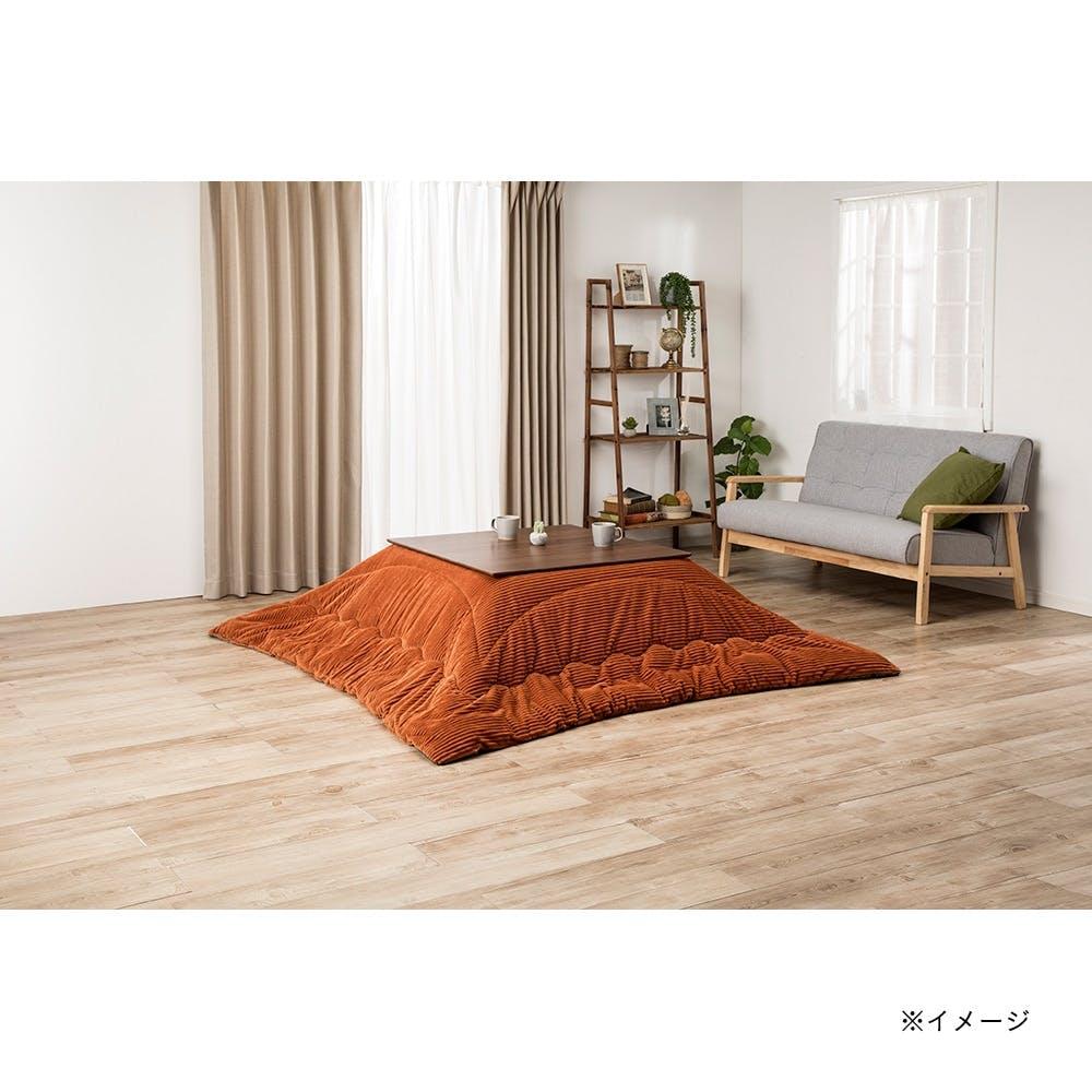 【2021秋冬】洗えるこたつ掛ふとん タンネ 正方形 190×190cm, , product