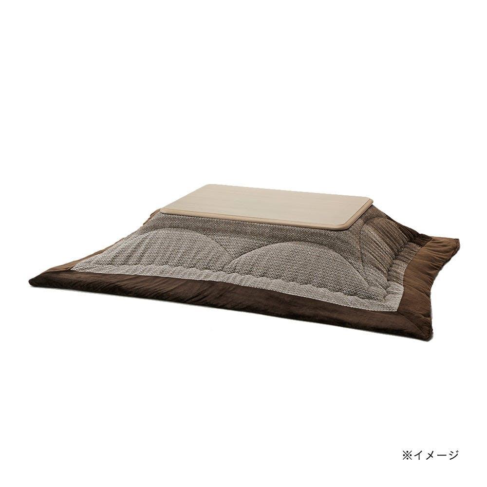 【2021秋冬】洗えるこたつ掛ふとん 楓 超大判長方形 200×310cm, , product