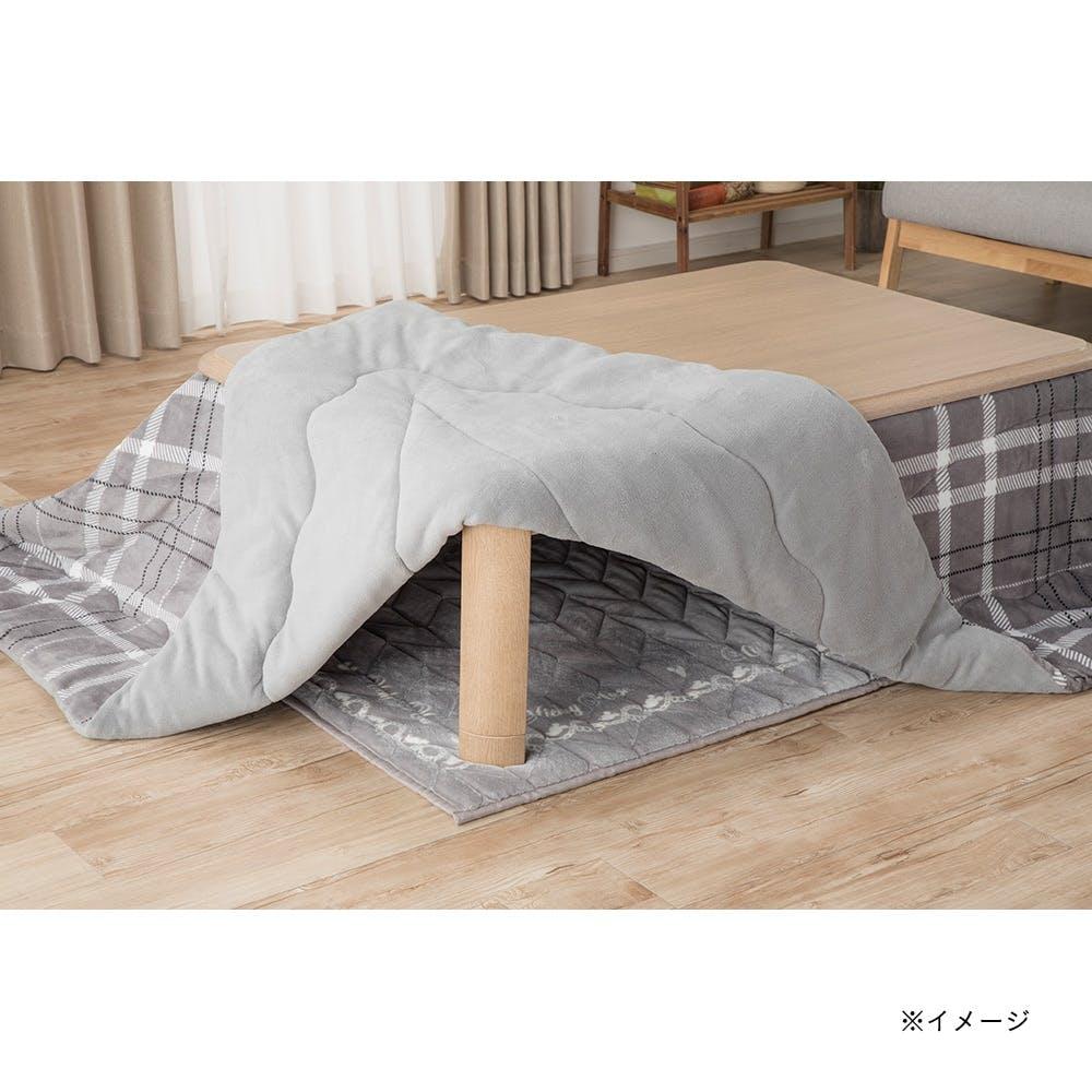 【2021秋冬】&Petこたつ敷パッド ミッキーマウス 長方形 95×145cm, , product