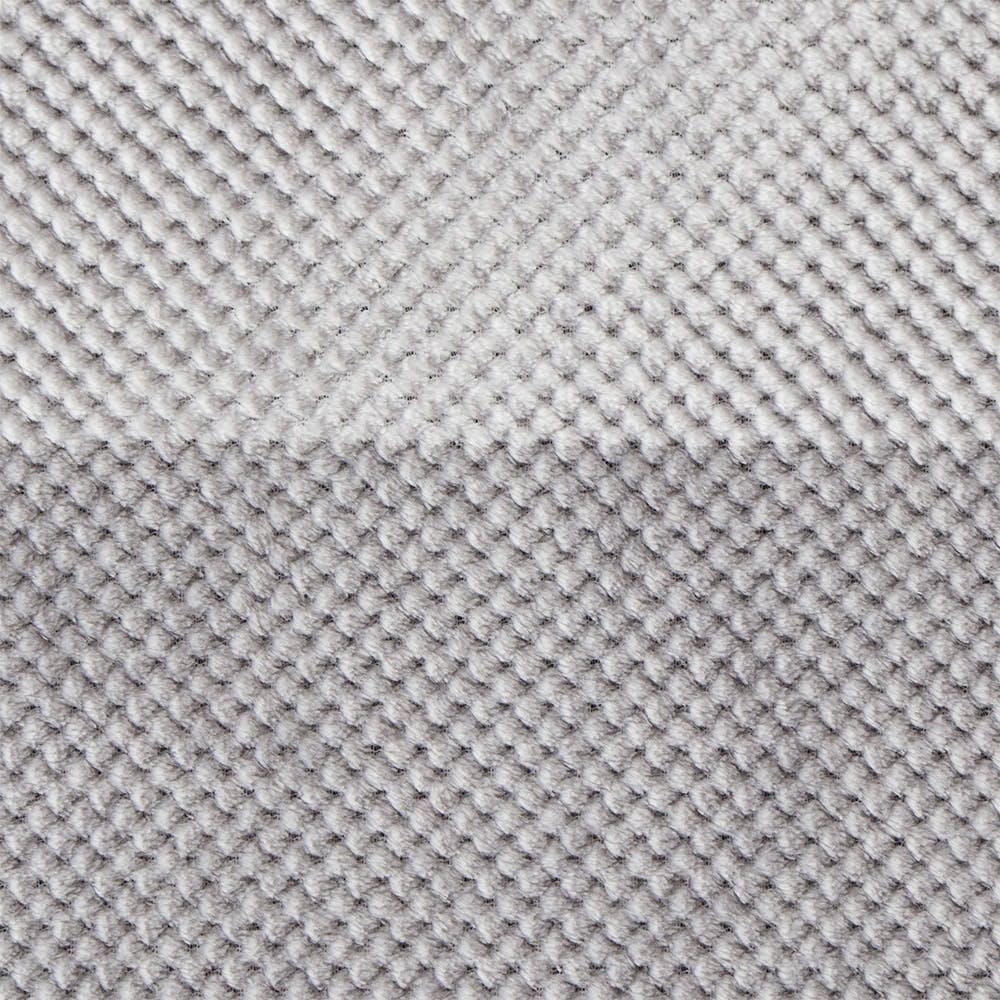 【2021秋冬】洗えるこたつ掛ふとんカバー シュニー/グレー 正方形 200×200cm, , product