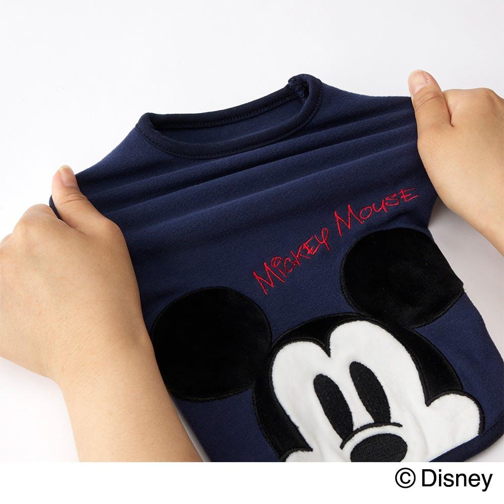 【2021秋冬】トレーナー ミッキーマウス ネイビー Mサイズ ペット服(犬の服), , product