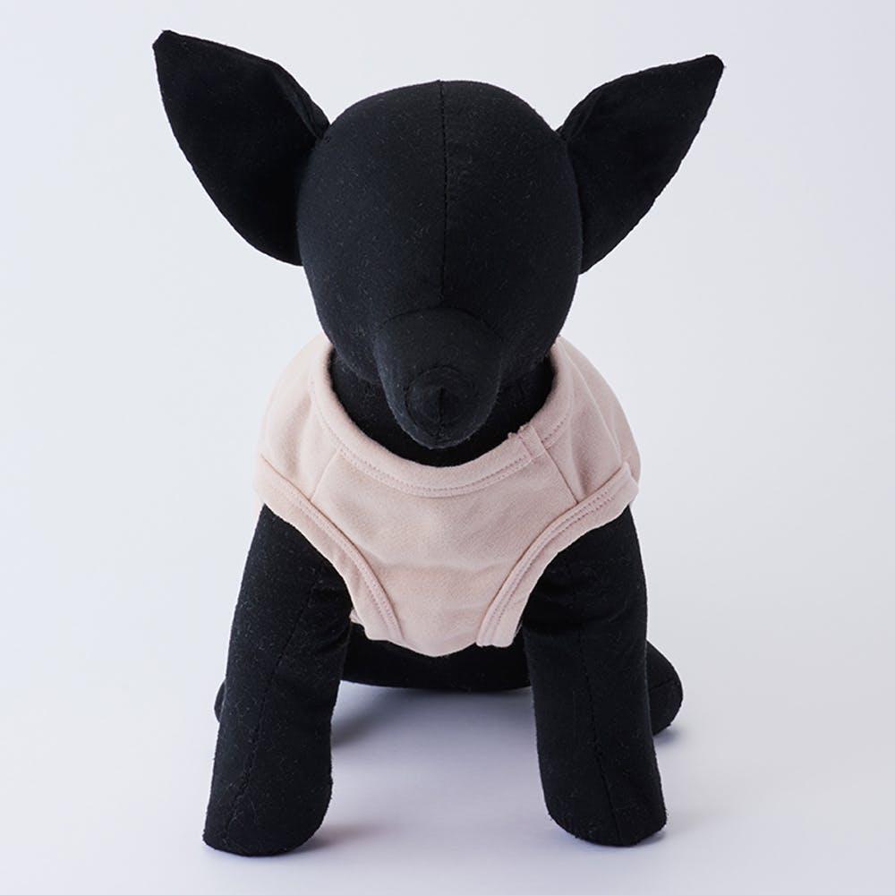 【2021秋冬】プリントトレーナー ピンク Sサイズ ペット服(犬の服), , product