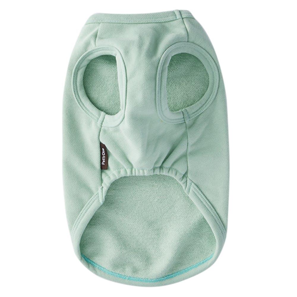【2021秋冬】プリントトレーナー グリーン SSサイズ ペット服(犬の服), , product
