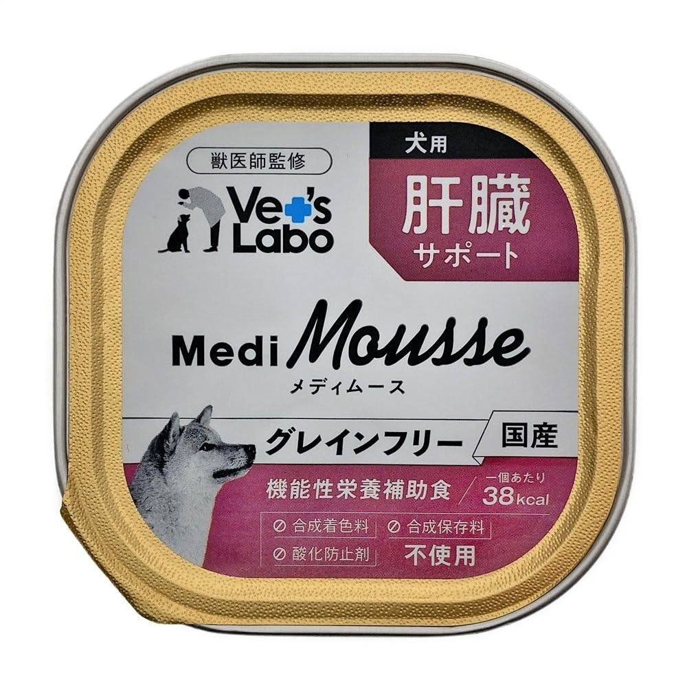メディムース 犬用 肝臓サポート, , product