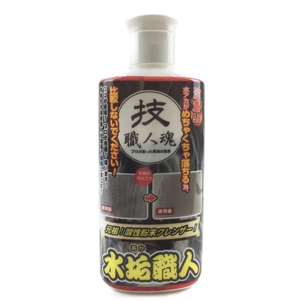 允・セサミ 技職人魂 水垢職人 200g, , product