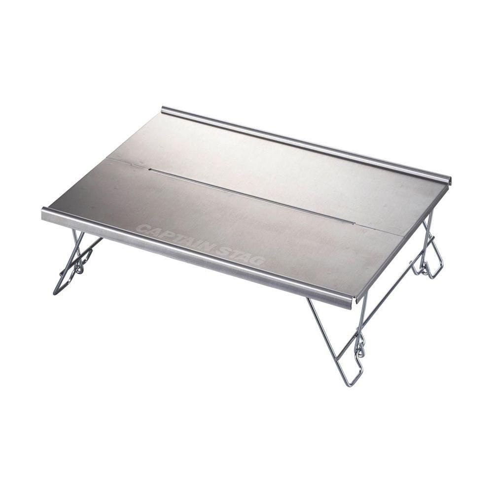キャプテンスタッグ CAPTAIN STAG UC-556 ステンレス ソロテーブル, , product