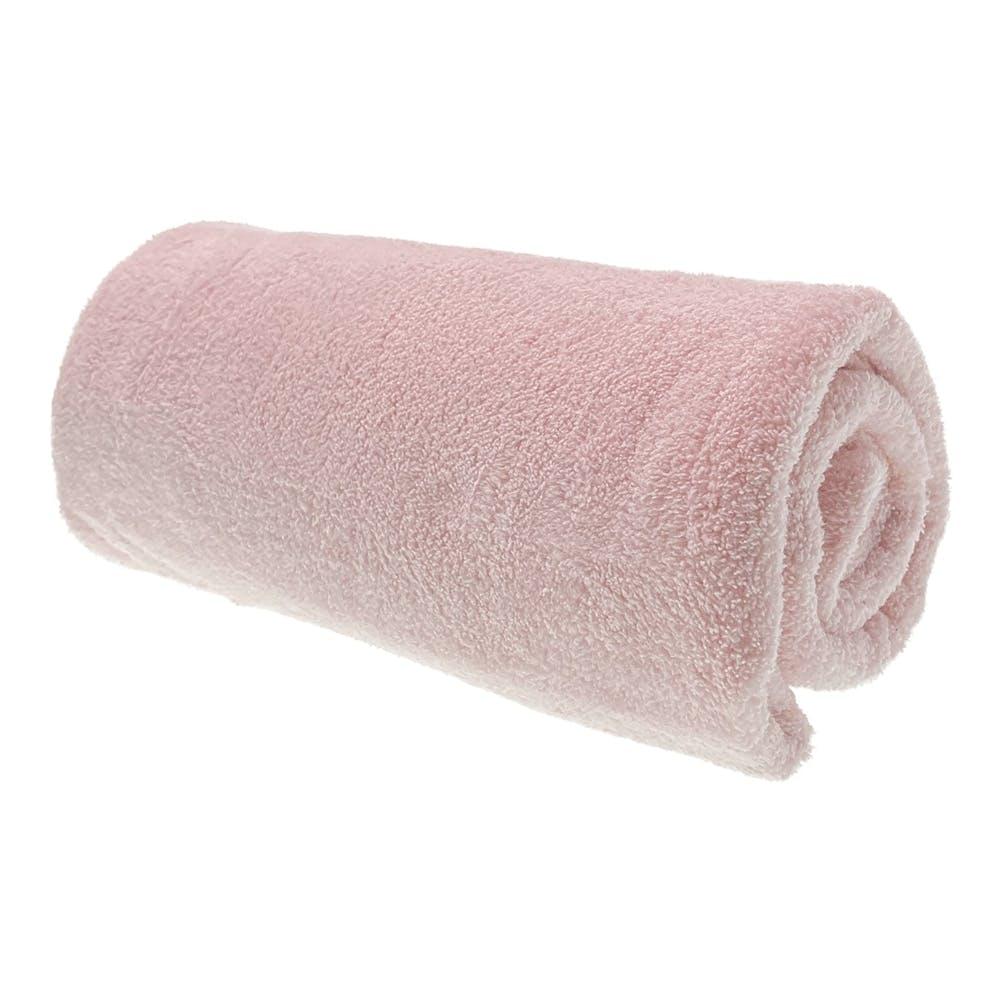 カラリアース ヘアドライタオル ピンク, , product