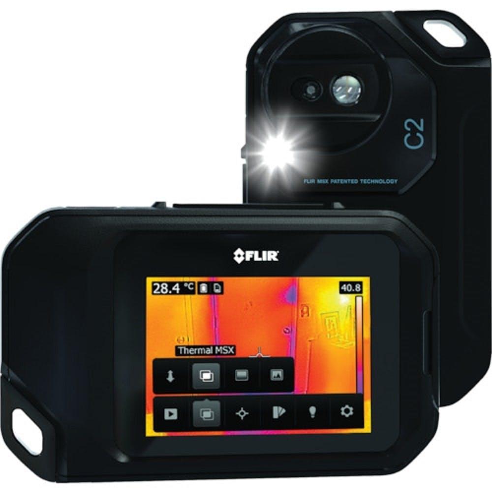 【店舗限定】FLIR コンパクトサーモグラフィカメラ C2, , product
