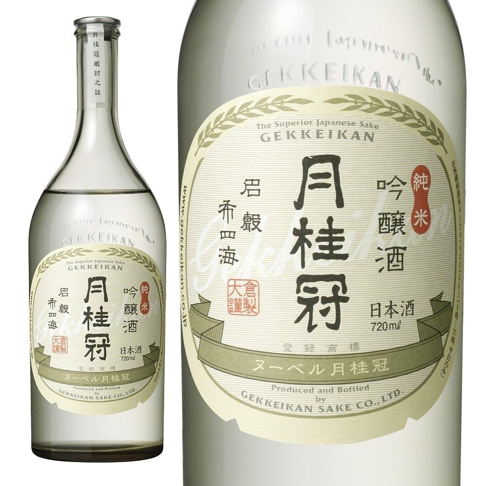ヌーべル月桂冠 純米吟醸 720ml【別送品】, , product