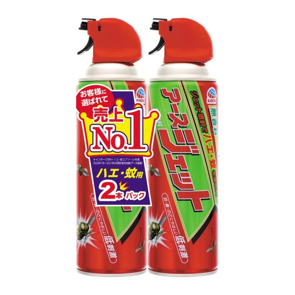アース製薬 アースジェット 450ml×2本パック, , product