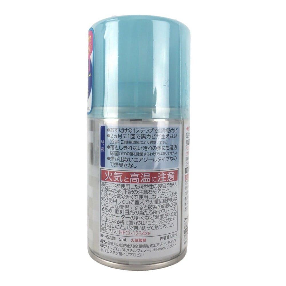 アース らくハピ お風呂の防カビ剤 カチッとおすだけ 無香料, , product
