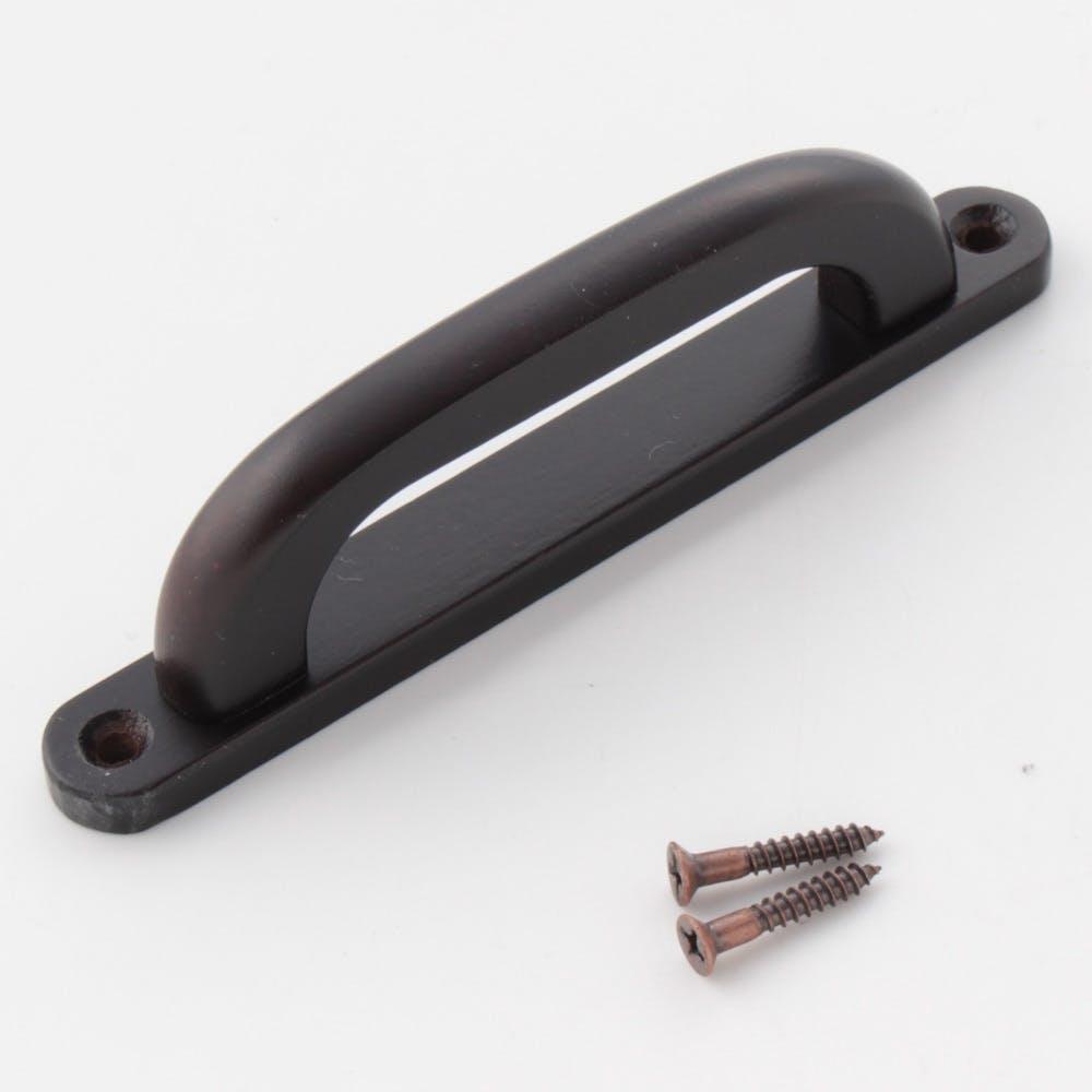 ウッディハンドル WH4 ローズ 120mm, , product