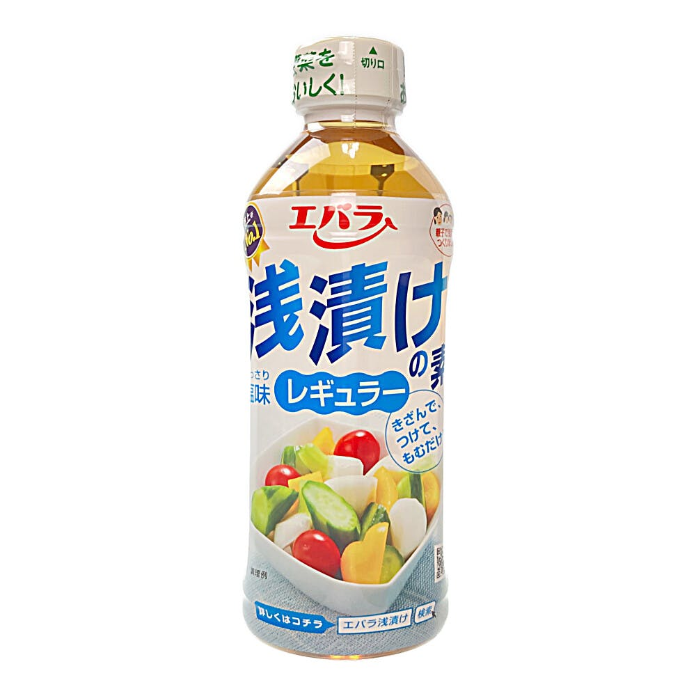 エバラ 浅漬けの素 レギュラー 500ml, , product