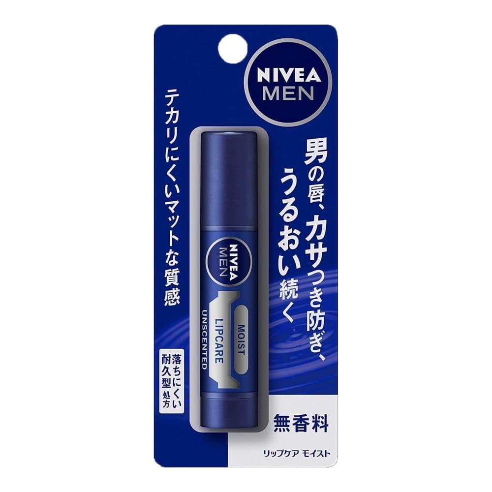 花王 ニベアメン リップケア モイスト 無香料 3.5g, , product