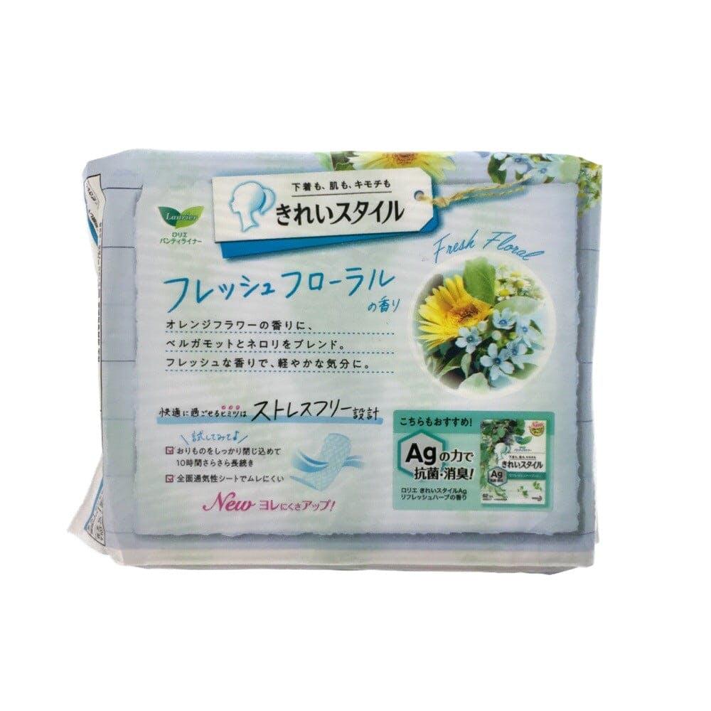 花王 ロリエ パンティライナー きれいスタイル フレッシュフローラルの香り 72個, , product