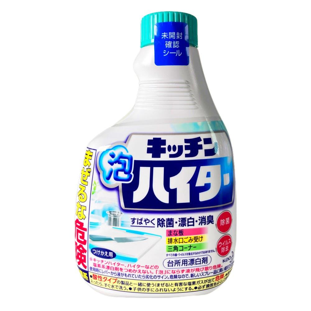 花王 キッチン泡ハイター つけかえ用 400ml, , product