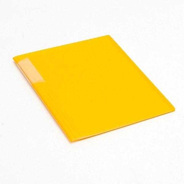 【店舗限定】コクヨ クリヤーブック A4 ノビータ 20P イエロー, , product