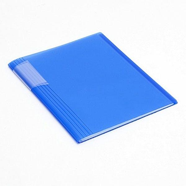 【店舗限定】コクヨ クリヤーブック A4 ノビータ 40P ブルー, , product