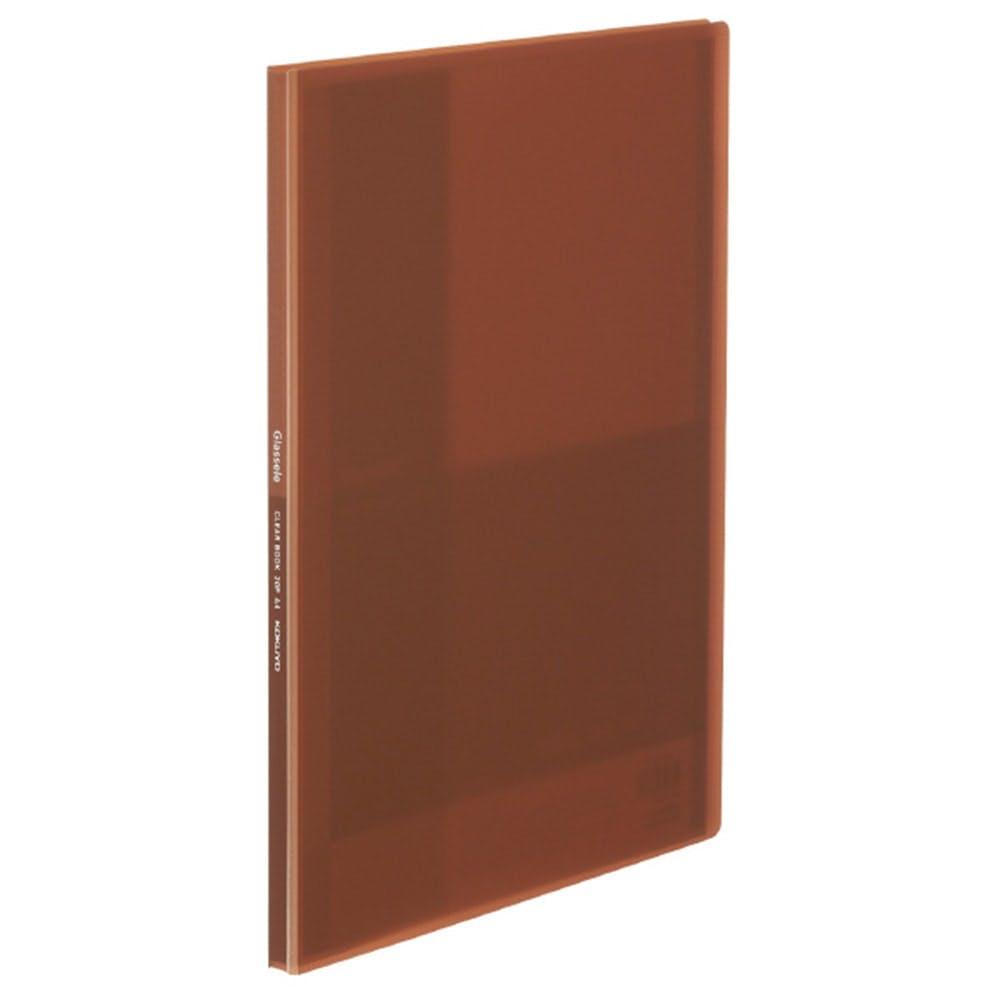 コクヨ クリヤーブックグラッセ A4 20枚S, , product
