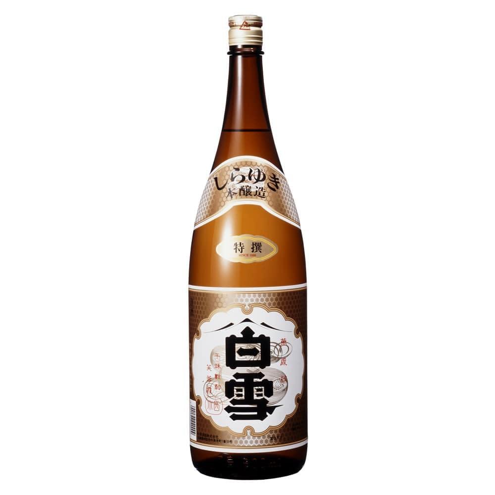 白雪 特撰 1800ml【別送品】, , product