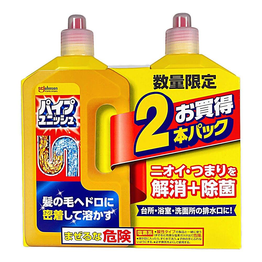 ジョンソン パイプユニッシュ 800g×2個パック, , product