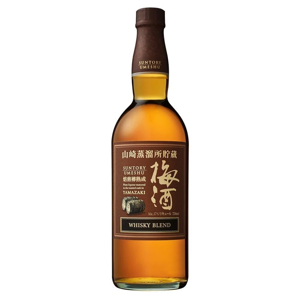 サントリー 山崎蒸溜所貯蔵 焙煎樽熟成 梅酒 750ml【別送品】, , product