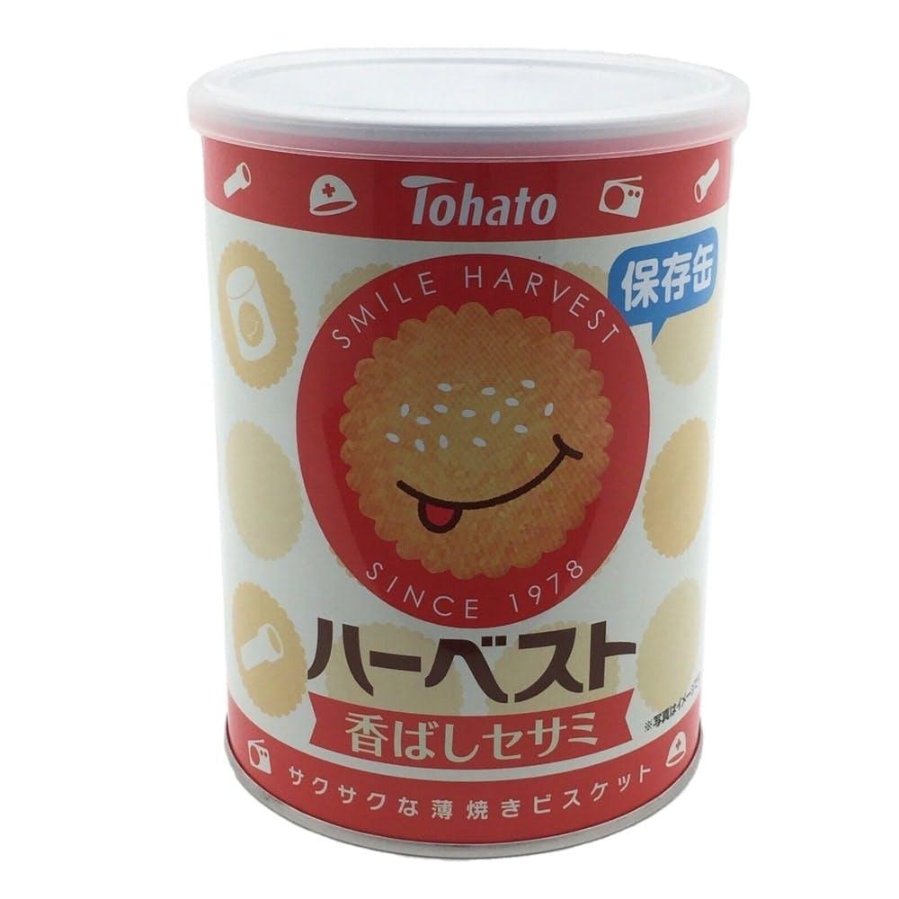 ハーベスト 保存缶 香ばしセサミ, , product