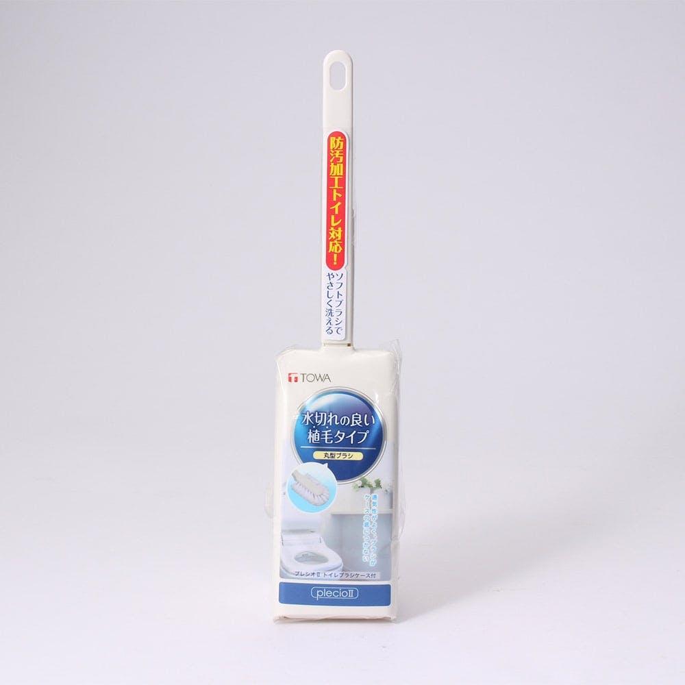 プレシオⅡ トイレブラシケース付 ホワイト, , product