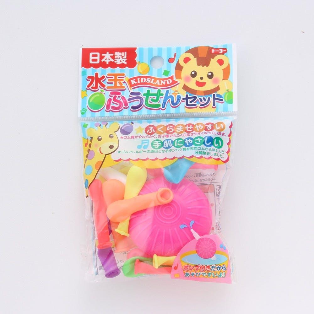 トーヨー 水玉ふうせんセット, , product