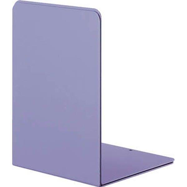 ナカバヤシ ブックエンド Lタイプ Mサイズ マットブルー BEL202MB, , product