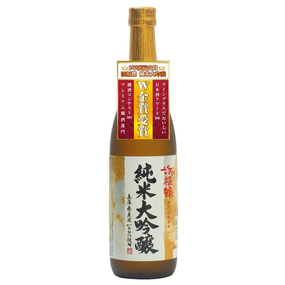 灘浜福鶴蔵 浜福鶴 純米大吟醸 720ml【別送品】, , product