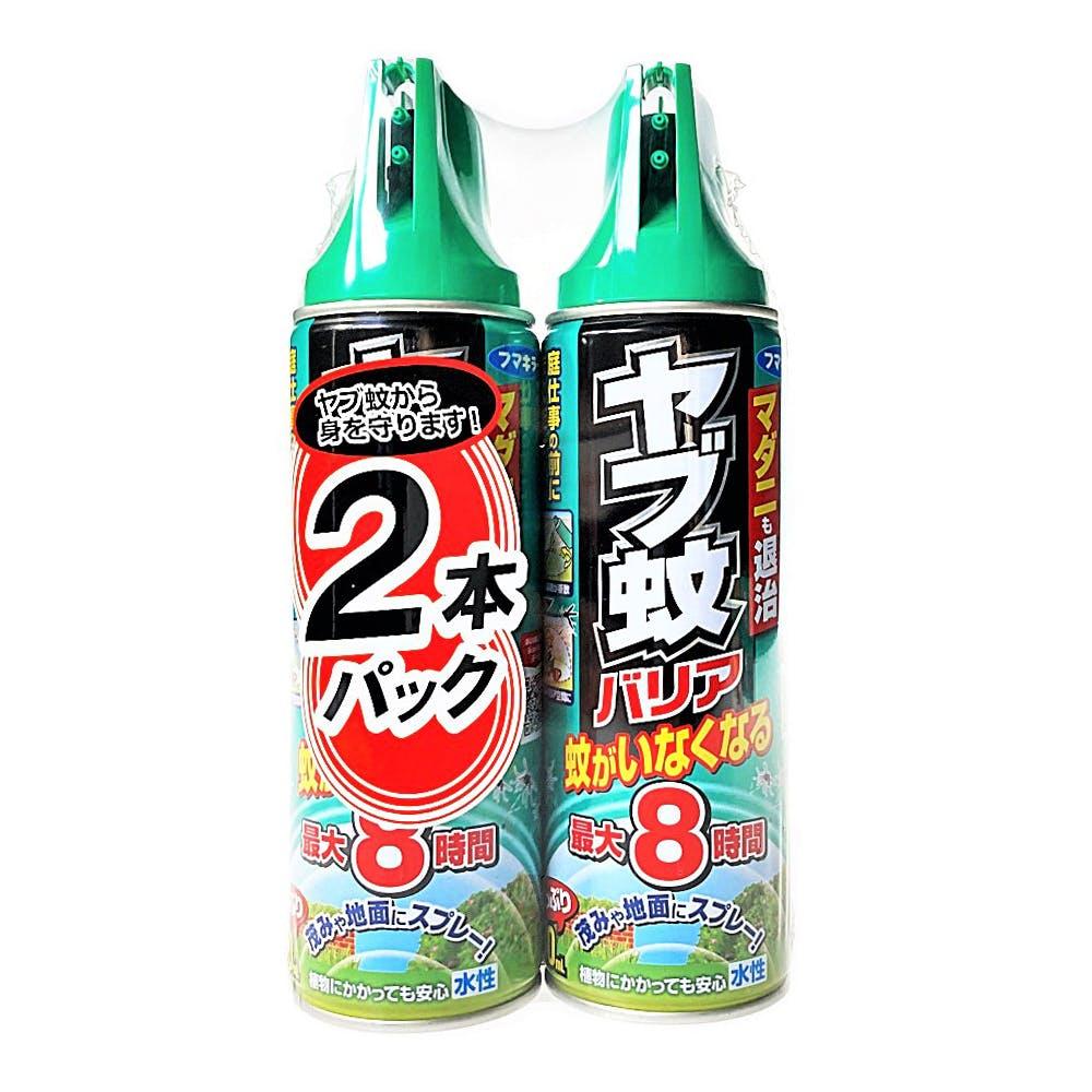 フマキラー ヤブ蚊バリア 480ml×2本パック, , product