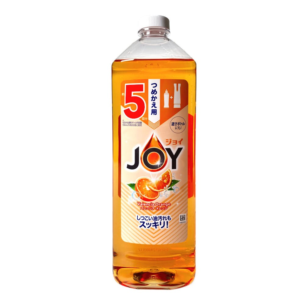 P&G ジョイコンパクト バレンシアオレンジの香り つめかえ用 特大増量 795ml, , product