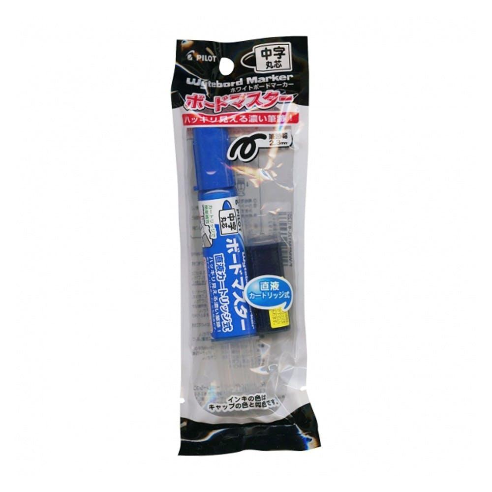 ボードマスター 中字丸芯 パック 青, , product
