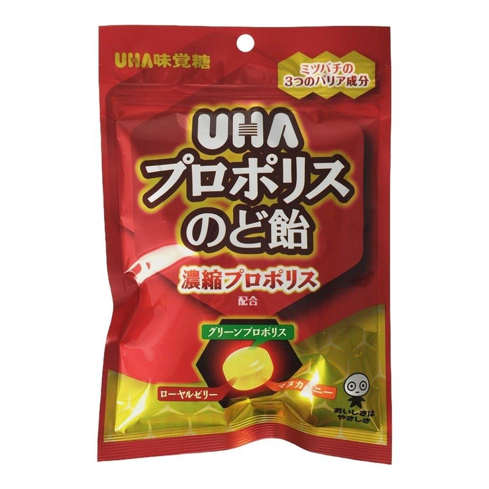 UHA味覚糖 プロポリスのど飴 52g, , product