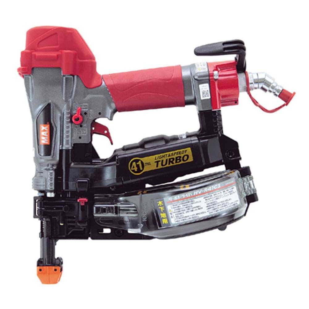 【店舗限定】MAX 高圧接続ターボドライバー HV-R41G3, , product