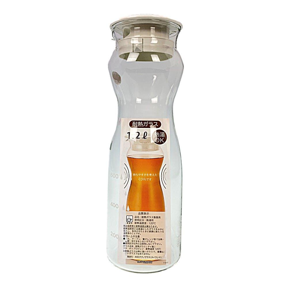 イワキガラス 耐熱ガラスサーバー 1.2L, , product
