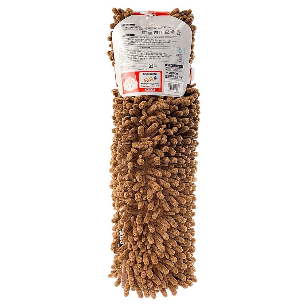 スウスウ抗菌W 45×60 チョコレートブラウン, , product