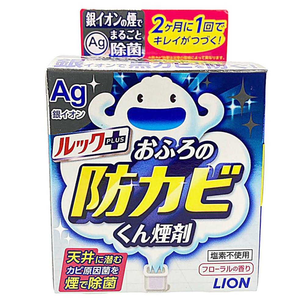 ライオン ルック おふろの防カビくん煙剤 フローラルの香り 5g, , product