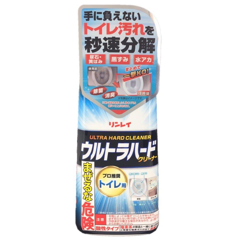リンレイ ウルトラハードクリーナー トイレ用 500g, , product