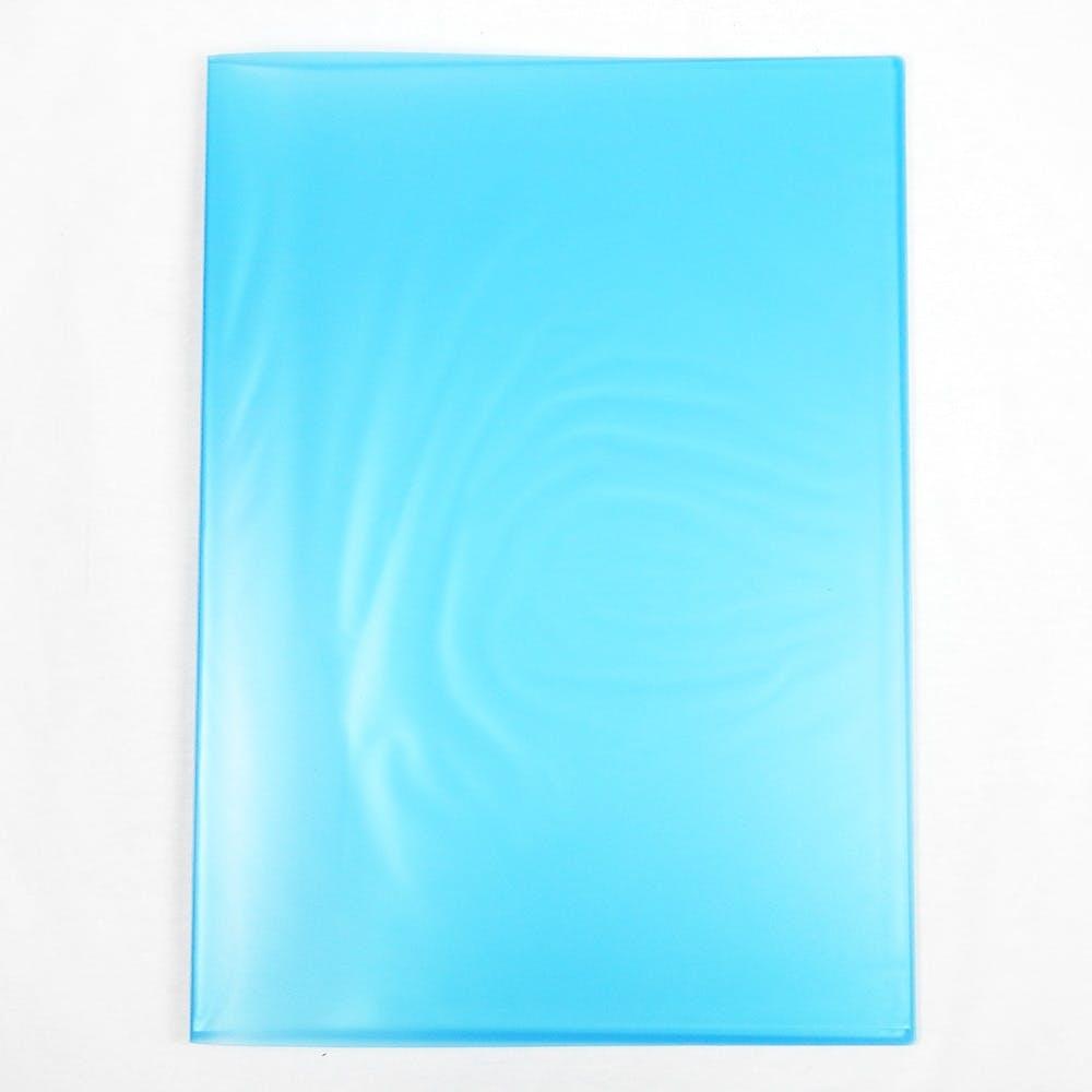 リヒト A2 RQクリヤーブック 20P ブルー, , product