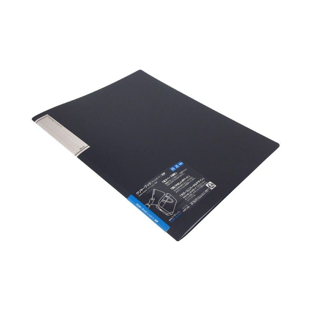 リヒト クリヤーブック スリムタイプ A4 10P, , product