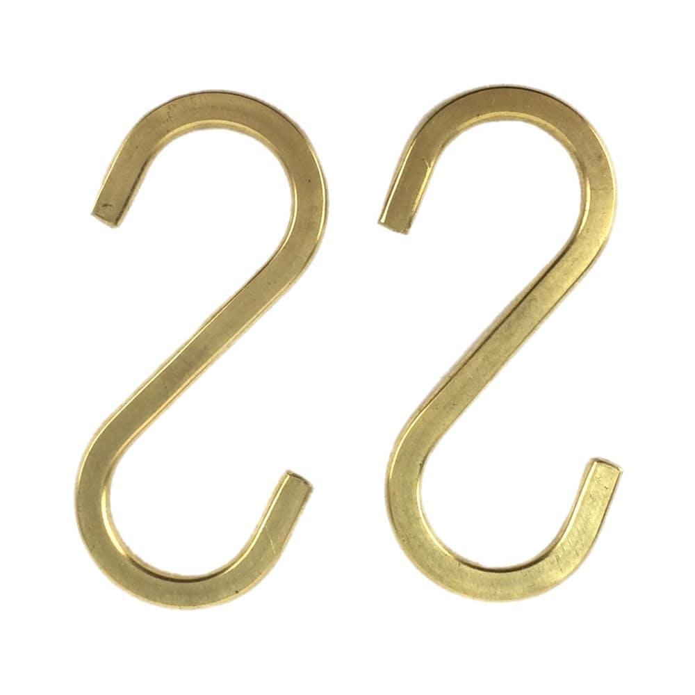 真鍮Sカン 大 2個入り ANB-719, , product