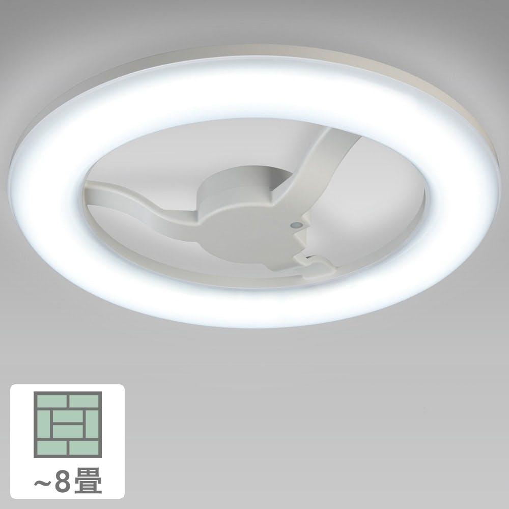 【店舗限定】NEC LEDシーリングライト ~8畳 HLDX0801, , product